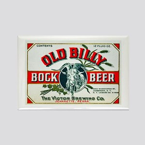 Pennsylvania Beer Label 7 Rectangle Magnet