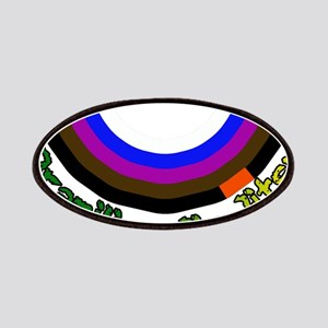 BJJ Loop - Colors of Progress Patches