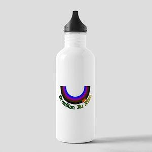 BJJ Loop - Colors of Progress Stainless Water Bott