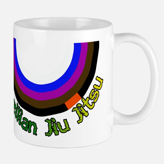 BJJ Loop - Colors of Progress Mug