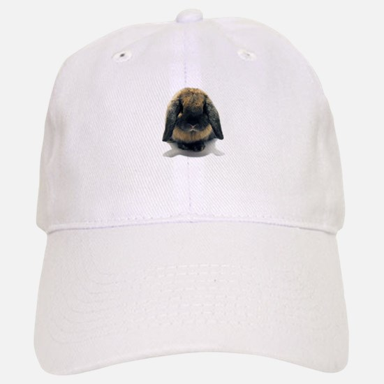 Holland Lop Rabbit Tort Baseball Baseball Cap