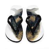 Rabbits Flip Flops
