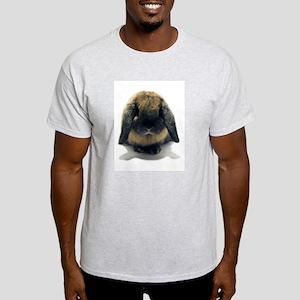 Holland Lop Rabbit Tort Light T-Shirt