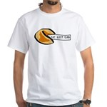 Climbing Fortune Cookie White T-Shirt