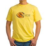 Climbing Fortune Cookie Yellow T-Shirt