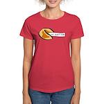 Climbing Fortune Cookie Women's Dark T-Shirt