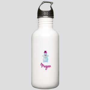 Megan the snow woman Stainless Water Bottle 1.0L