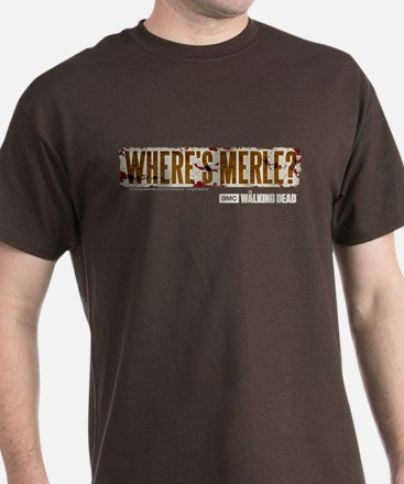The Walking Dead Merle T-Shirt