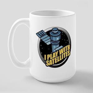 Satellite Large Mug