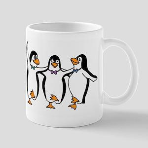 Penguins Dancing Mug