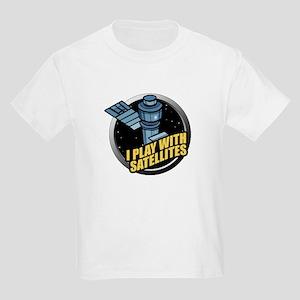 Satellite Kids T-Shirt