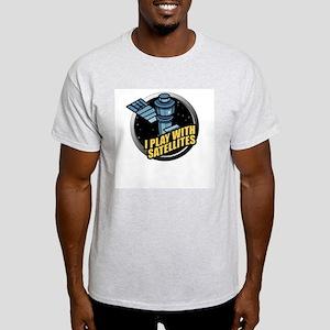 Satellite Ash Grey T-Shirt