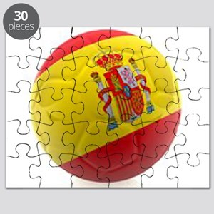 Spain World Cup Ball Puzzle