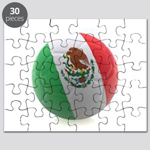 Mexico World Cup Ball Puzzle