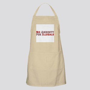 No Amnesty D23 BBQ Apron