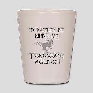 Rather-Tennessee Walker Shot Glass
