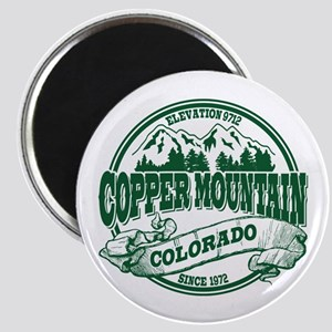 Copper Mountain Old Circle Magnet