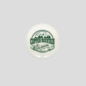 Copper Mountain Old Circle Mini Button
