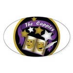 Cappies-ColorLogo Sticker