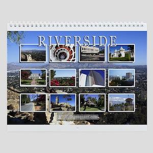 Wall Calendar - Riverside Various (12 images)
