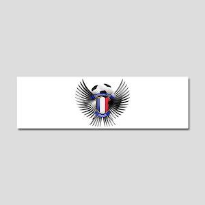 France 2012 Soccer Champions Car Magnet 10 x 3