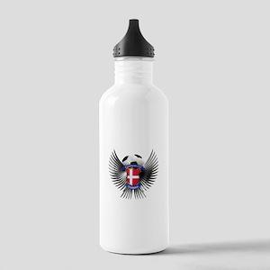 Denmark 2012 Soccer Champions Stainless Water Bott