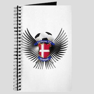 Denmark 2012 Soccer Champions Journal