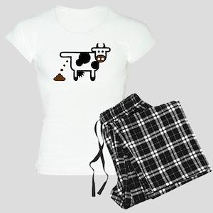 Cow Poopie Women's Light Pajamas