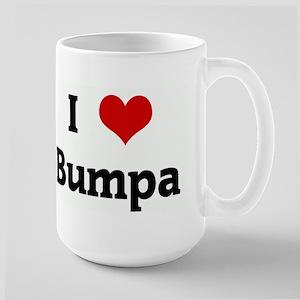 I Love Bumpa Mugs