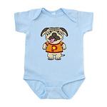 PaGuuu1 Infant Bodysuit