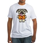 PaGuuu1 Fitted T-Shirt