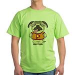 PaGuuu1 Green T-Shirt