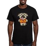 PaGuuu1 Men's Fitted T-Shirt (dark)
