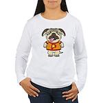 PaGuuu1 Women's Long Sleeve T-Shirt