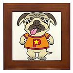 PaGuuu1 Framed Tile
