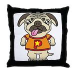 PaGuuu1 Throw Pillow