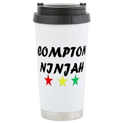 COMPTON NINJAH Stainless Steel Travel Mug