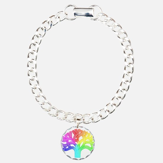 Oakland Tree Rainbow Bracelet