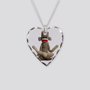 New Section Necklace Heart Charm
