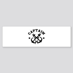 Captain Sticker (Bumper)