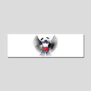 Poland 2012 Soccer Champions Car Magnet 10 x 3
