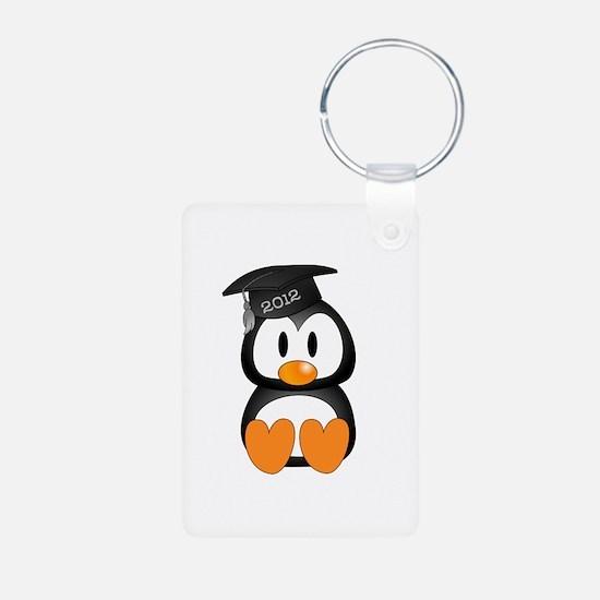 Custom Graduation Penguin Keychains