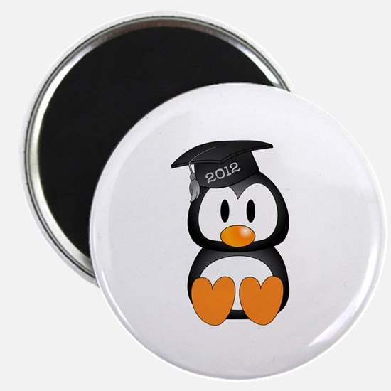 Custom Graduation Penguin Magnet