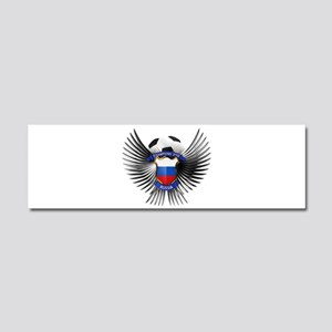 Russia 2012 Soccer Champions Car Magnet 10 x 3