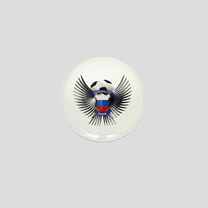 Russia 2012 Soccer Champions Mini Button