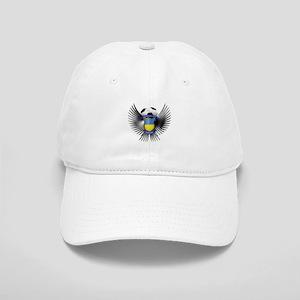 Ukraine 2012 Soccer Champions Cap