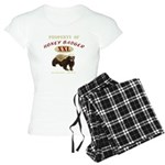 Property of Honey Badger Women's Light Pajamas