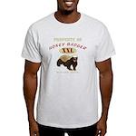Property of Honey Badger Light T-Shirt