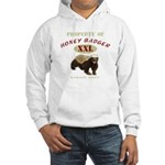 Property of Honey Badger Hooded Sweatshirt