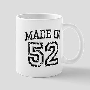Made in 52 Mug